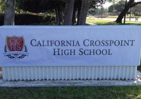 CaliforniaCrosspoint High School